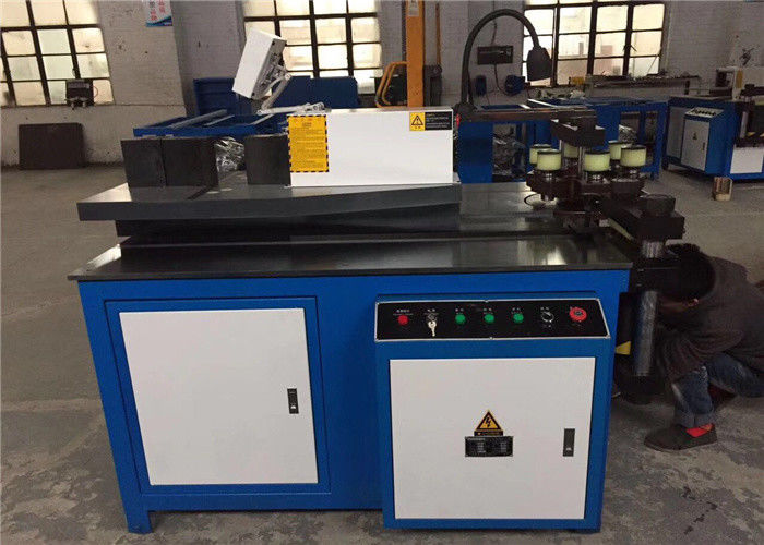 Manual Hydraulic CNC Busbar Bending Cutting Punching Machine For Electric Switch