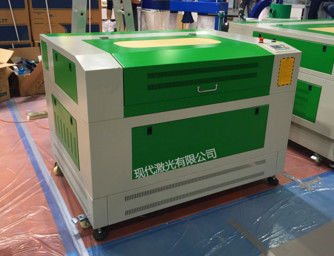 Industrial Plastic Laser Cutting Machine , High Accuracy Co2 Laser Cutter