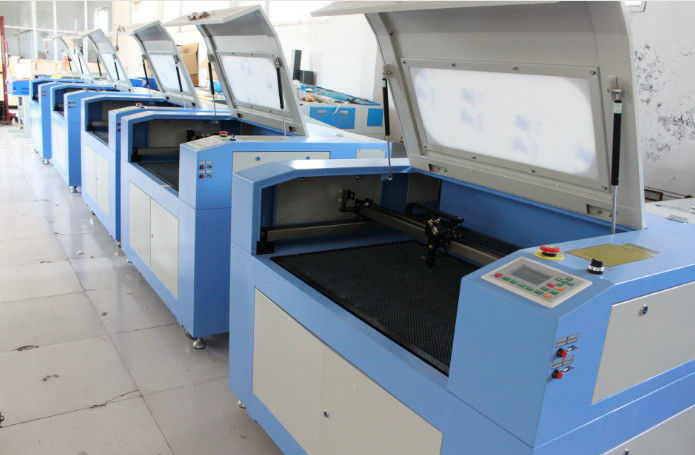 CO2 Tabletop Laser Engraving Machine / Cutting Machine Withi PMI Guide Way