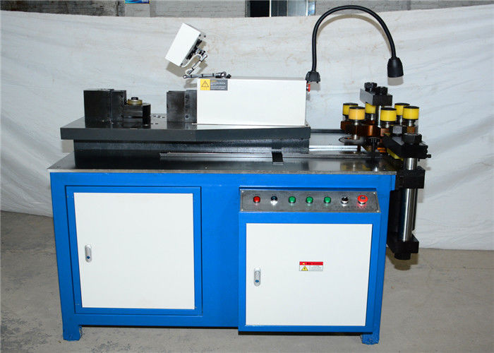 CNC Busbar Fabrication Machine For Power Industry , Busbar Processing Machine